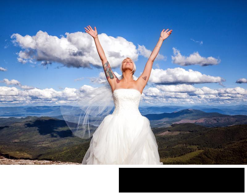 Mount Spokane Bride