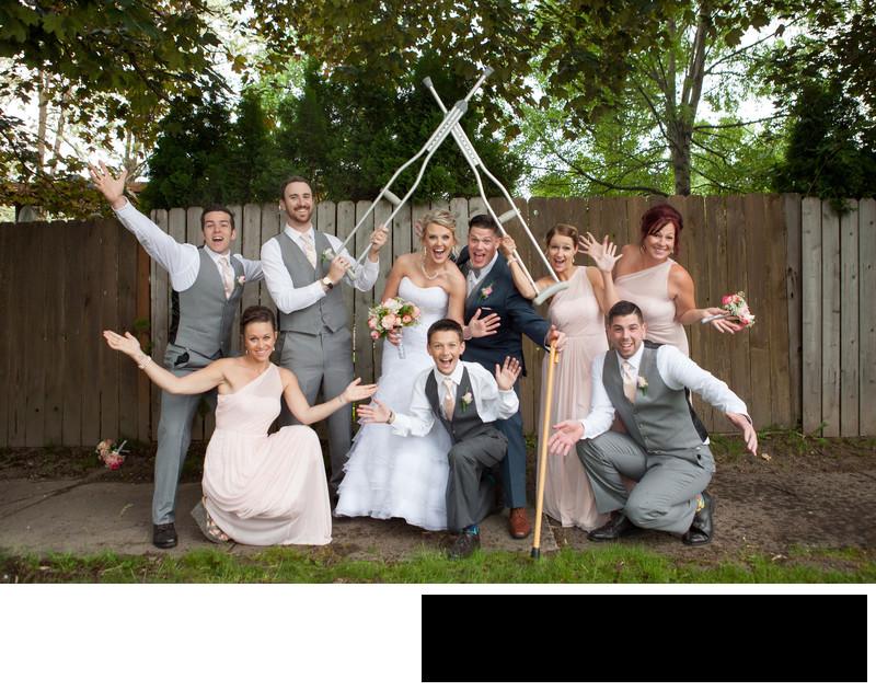 Cda Wedding Chapel Photographer