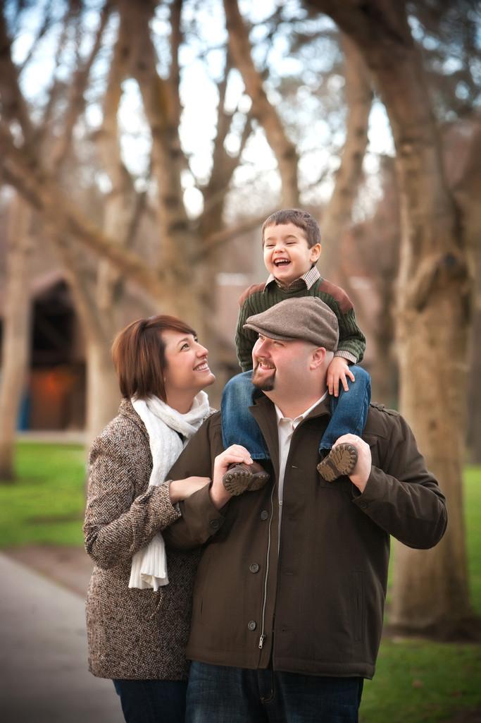 Best Family Portraits Spokane Washington