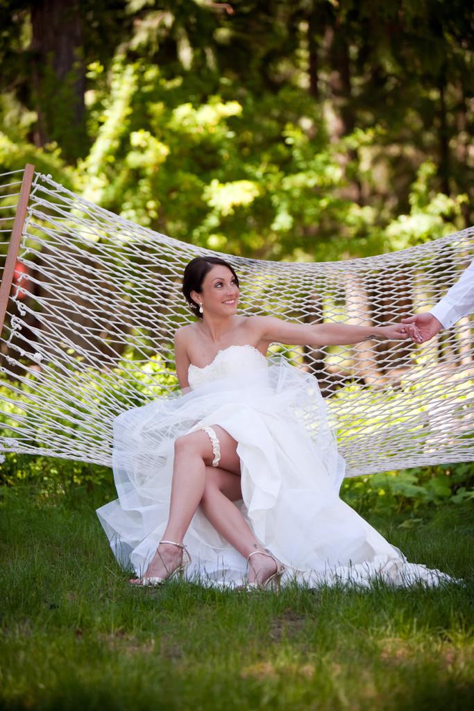 Elkins Resort Priest Lake Wedding Photos