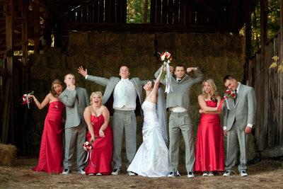 Spokane Washingtons Most Fun Wedding Photographer