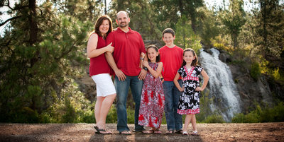 Spokane Best Family Photographer