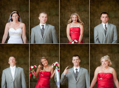 Fun Wedding Photography in Spokane Area