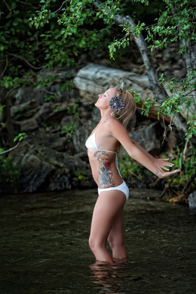 Best Water Boudoir Photographs