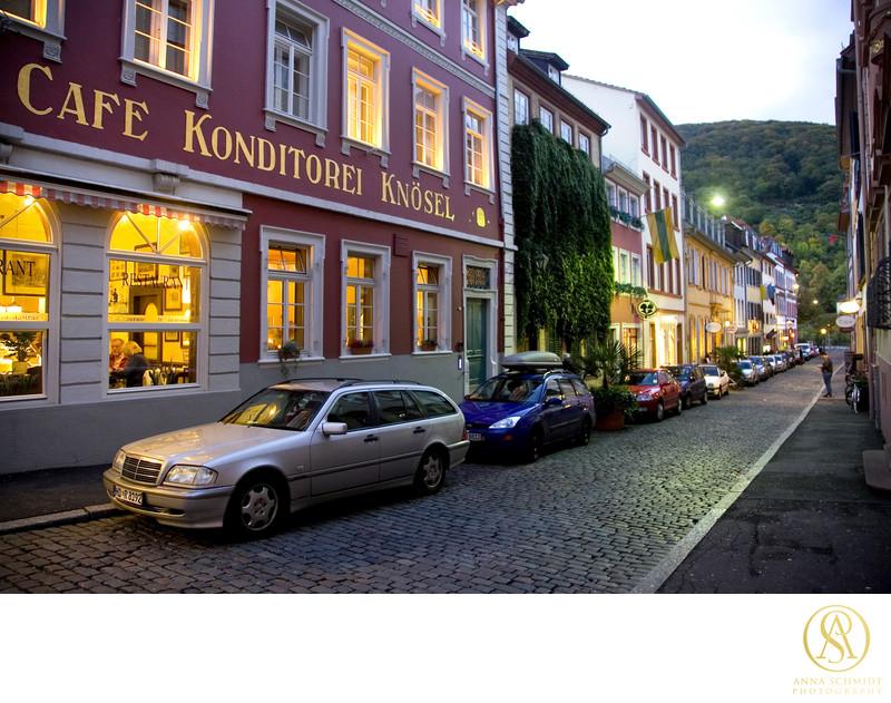 Heidelberg Germany Street Photographer