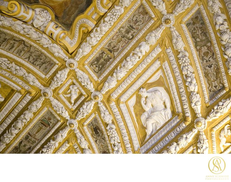 Venice Ceiling Tile Photographer