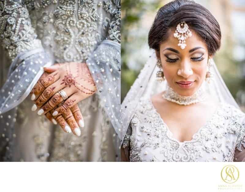 Pakistani Bride Baltimore Wedding Photographer