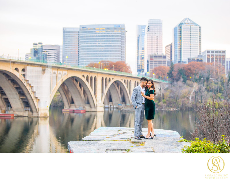 Georgetown Waterfront DC Engagement