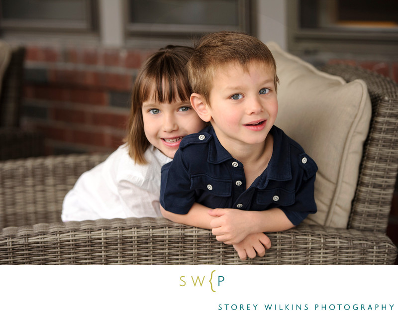 Storey Wilkins Toronto Childrens Portrait