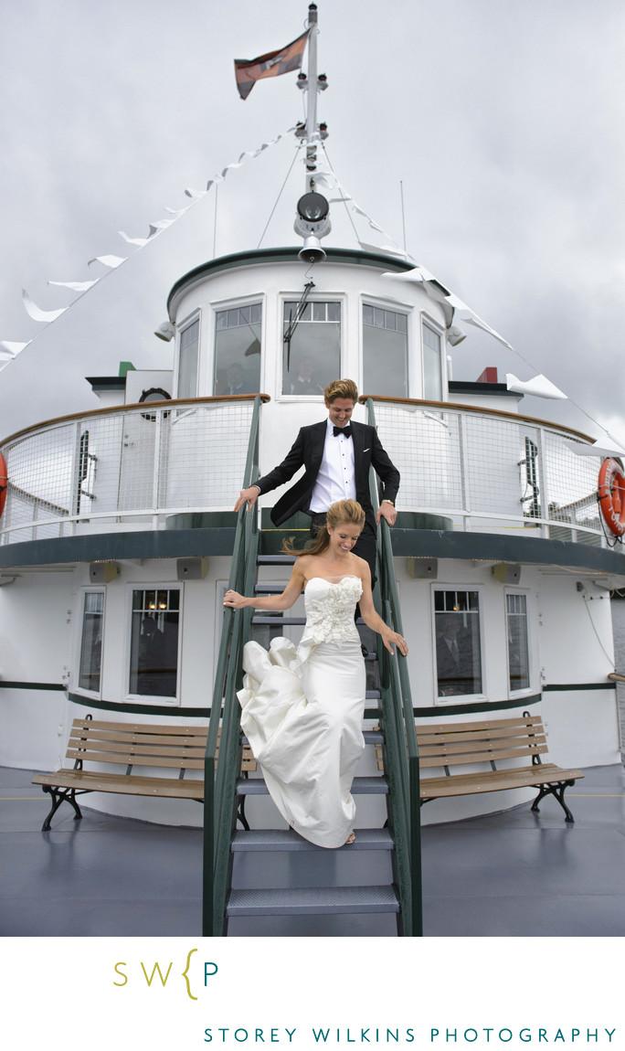 Muskoka Wedding Photography The Wenona