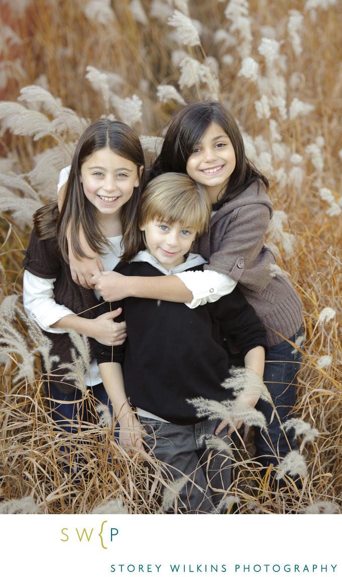 Storey Wilkins Photography Siblings Portrait 2