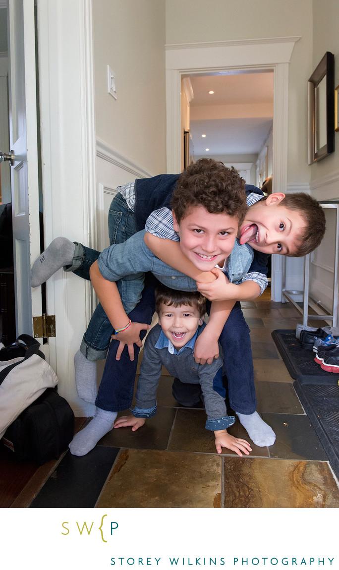 Storey Wilkins Photography Fun Kids Portraits