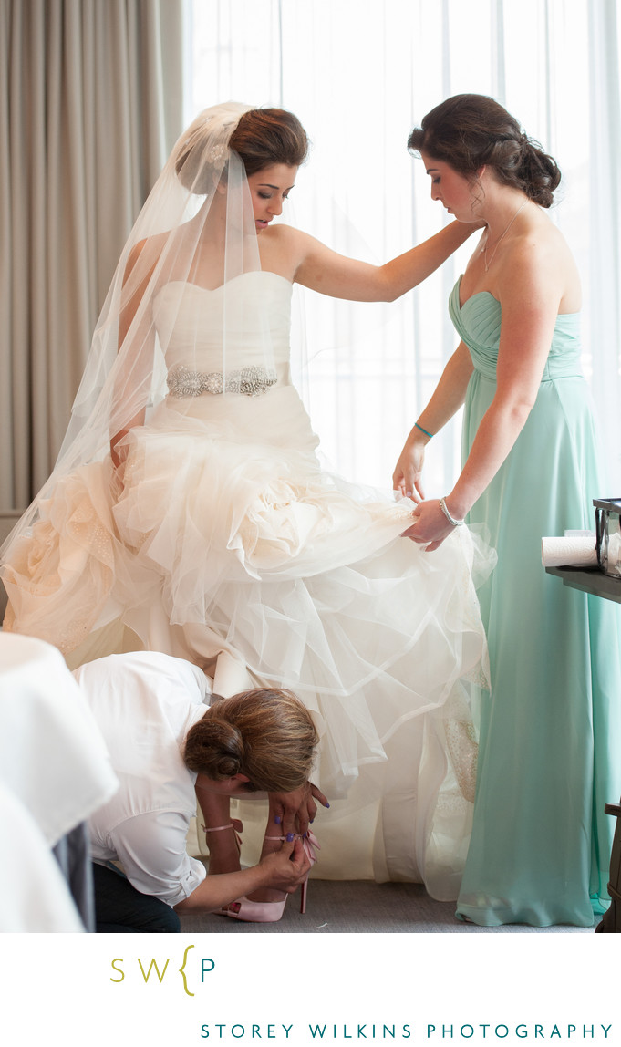 Wedding Photography Four Seasons Hotel Toronto