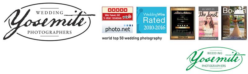 Yosemite Wedding Photographers Footer