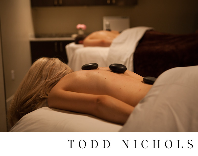Couple Massage At Two Rivers Salon And Spa