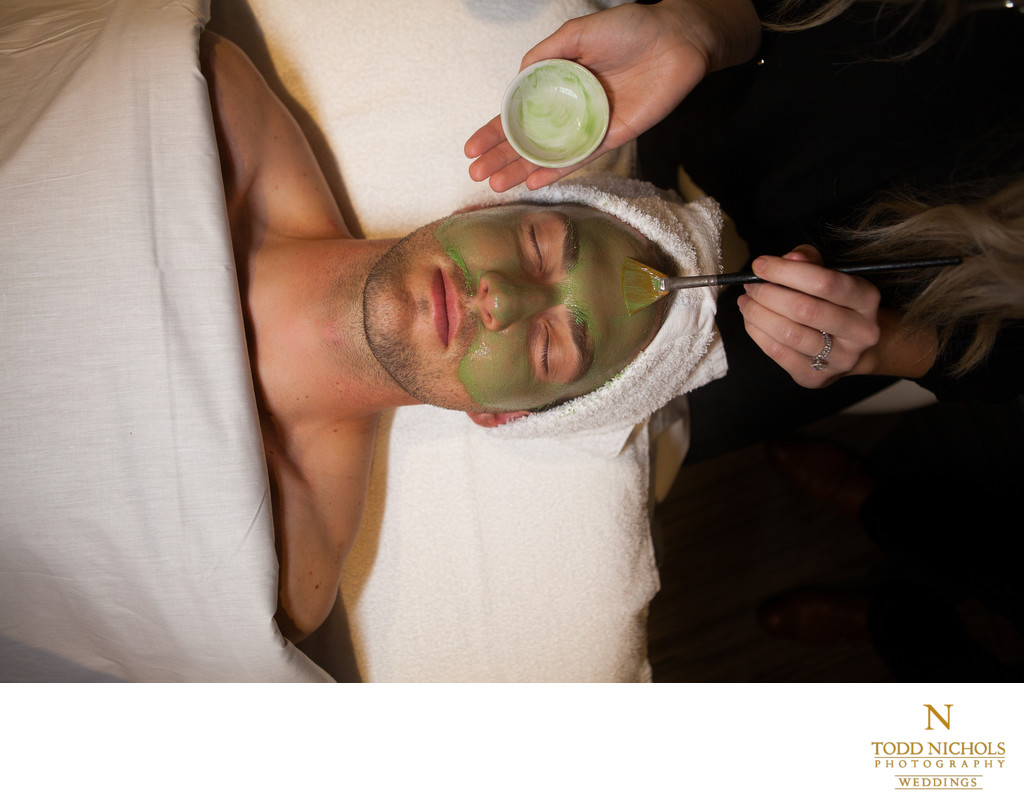 Two Rivers Salon And Spa Man Facial