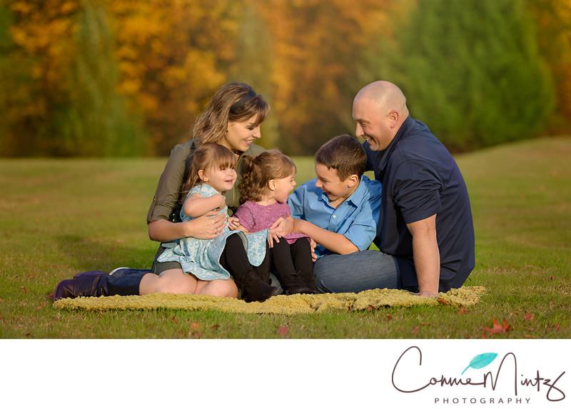 Lifestyle Family Photo