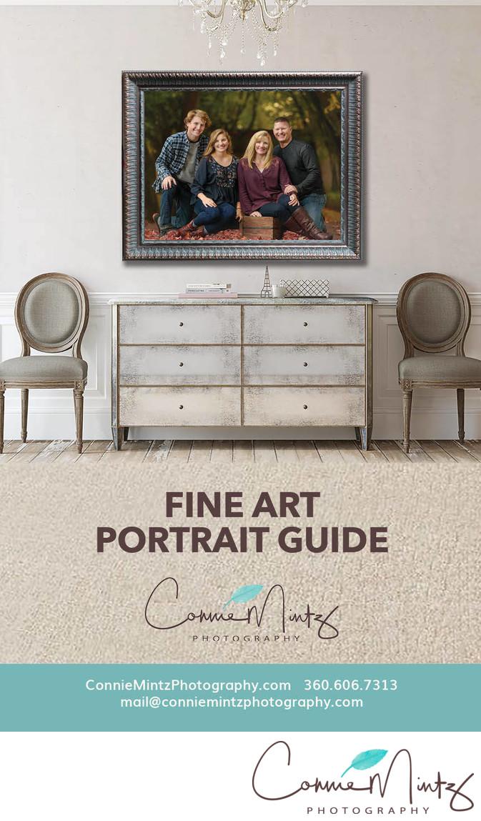 Fine Art Portrait Guide