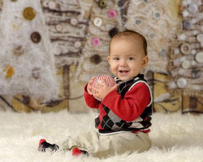 Christmas photo session portland oregon vancouver wa