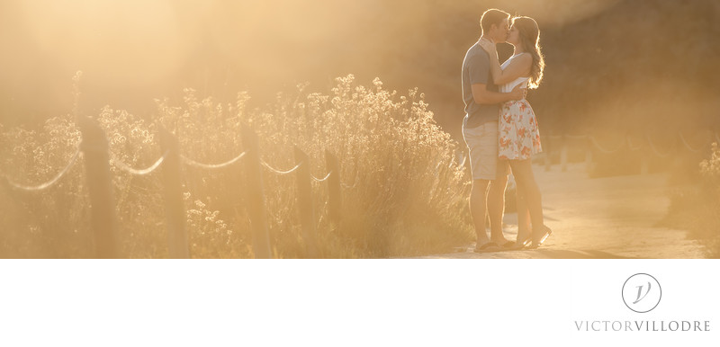 Engagement Photographs in Carlsbad
