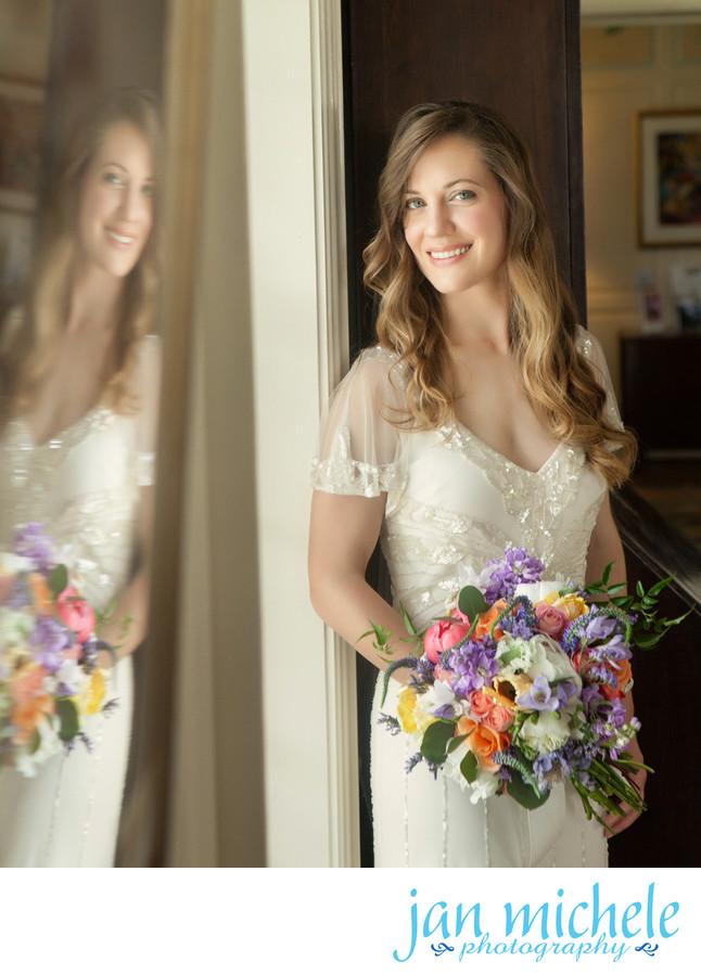 Beautiful Bride - Twice - River Farm, Alexandria, VA