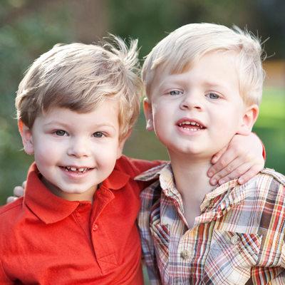 Washington DC Twin Photographer - Best Buddies
