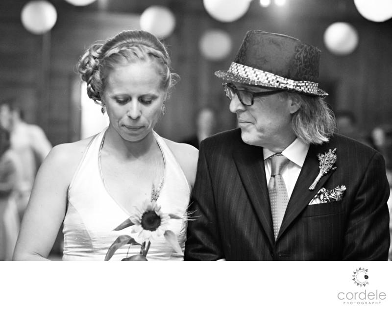 Codman Carriage house Indoor Wedding photos