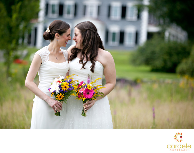 Wedding Photos of Same Sex Couples Massachusetts