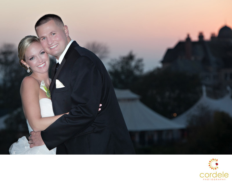Wedding Photos from Newport Rhode Island