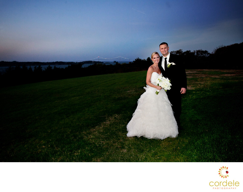 Ocean Cliff Wedding Photographers