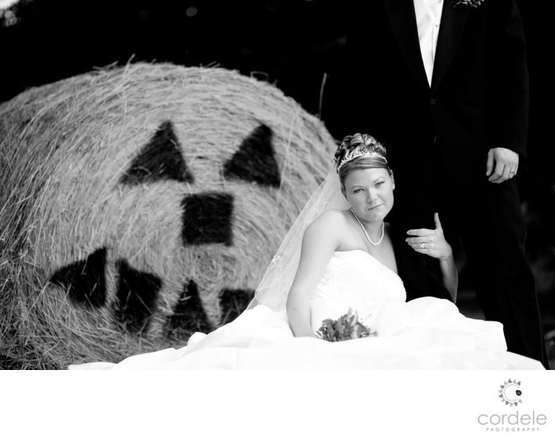 Rachel's Lakeside wedding photographers