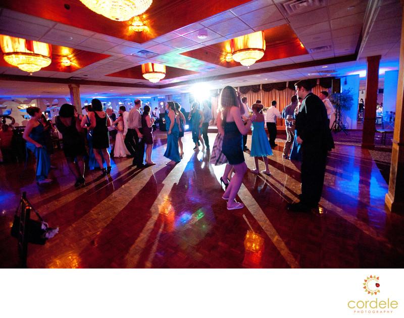 Danversport Yacht Club wedding photographers