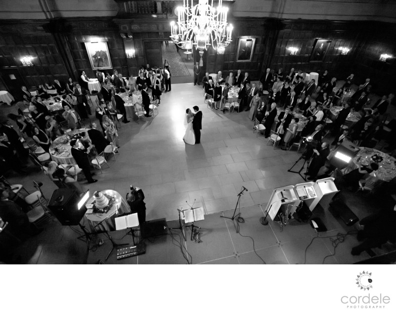 Harvard Club of Boston Wedding Photos
