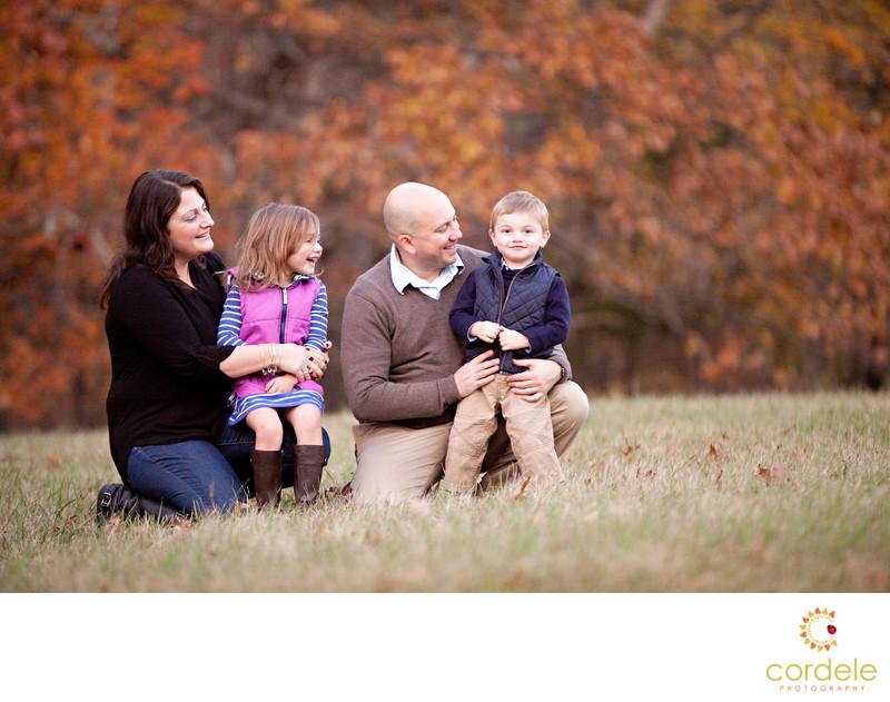 Newburyport fall Family Photos