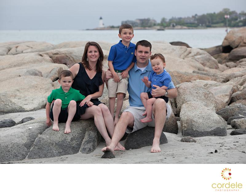 Wingaersheek Beach Family Photos