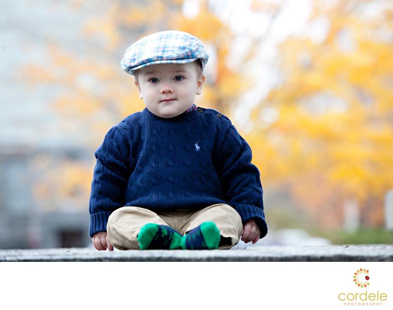 Wakefield MA Baby Portraits