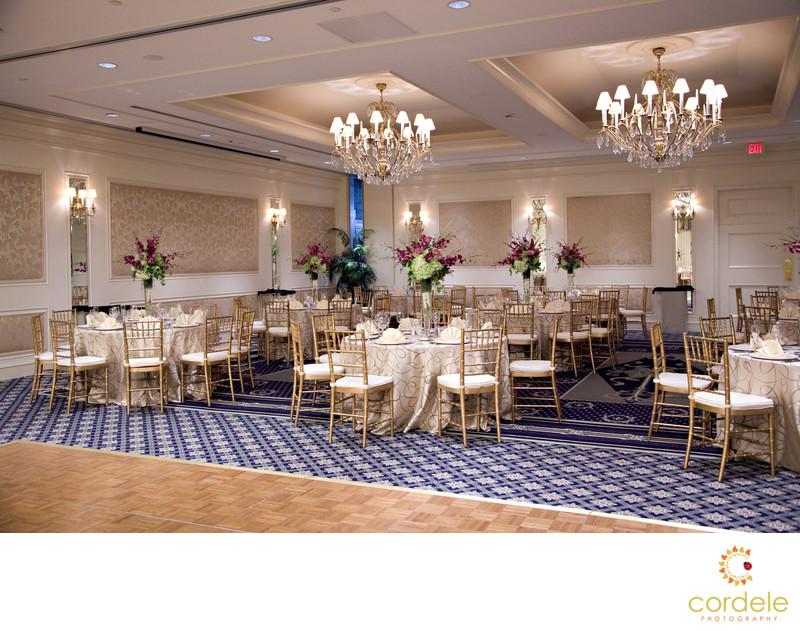 Colonnade Wedding Photos