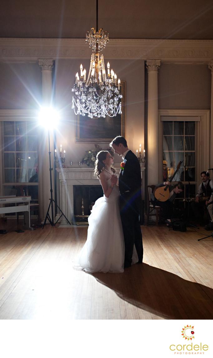 Lyman Estate Wedding Photographers