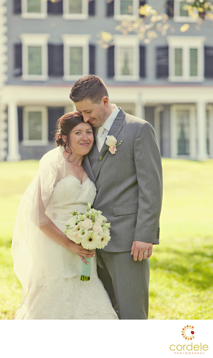 Codman Estate Wedding