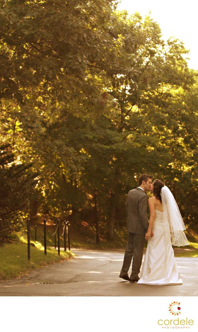 Henderson House wedding photos