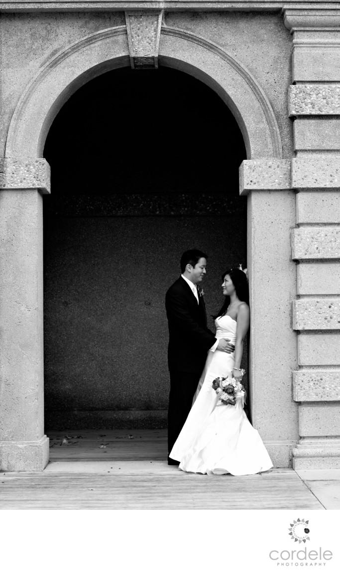 Castle Hill wedding photos
