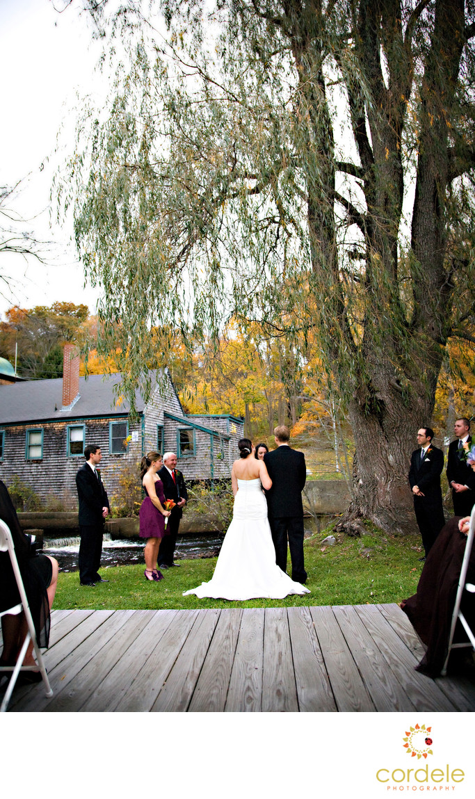 Jones River Trading Company Wedding Photos