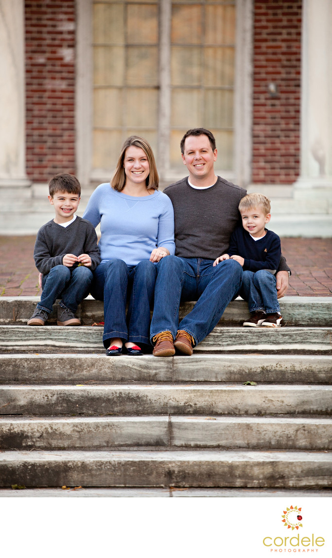 beautiful family portraits boston