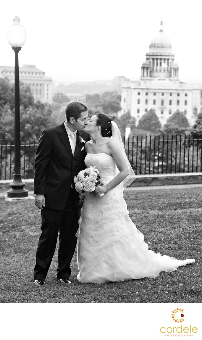 Prospect Park Rhode Island Wedding Photos