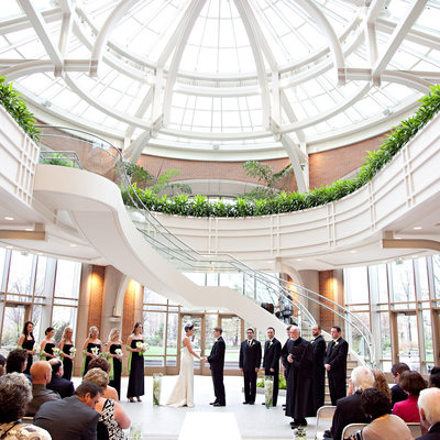 Seaport Hotel Wedding Photos 1
