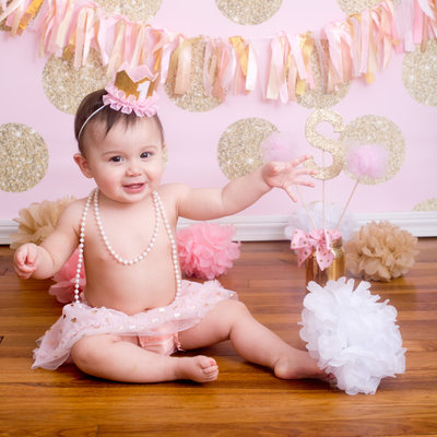 Andover Massachusetts Babies First Birthday Photos
