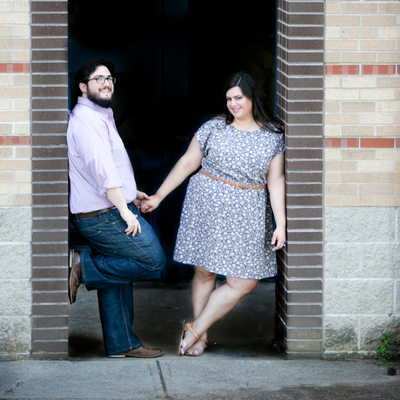 Arlington MA Engagement Photographers
