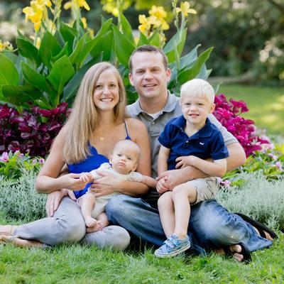 family portrait mt. auburn arboretum