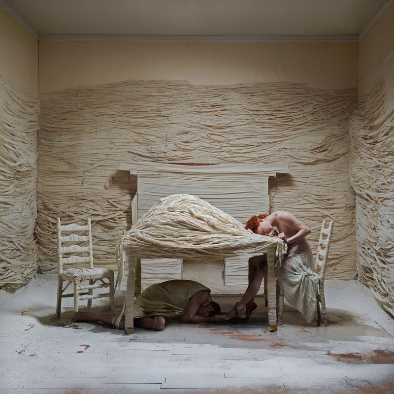 Bandaged Room