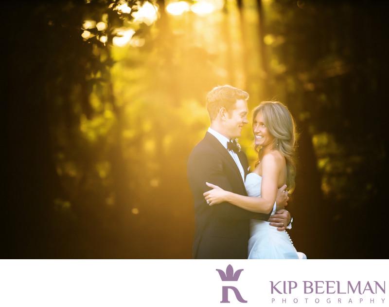 Backyard Snohomish Wedding Photography